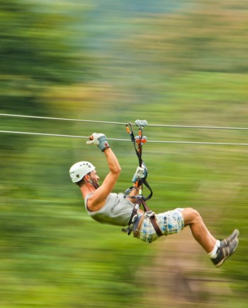Belize Rainforest Zipline